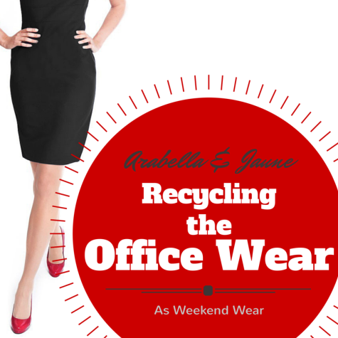 Recycling the office wear
